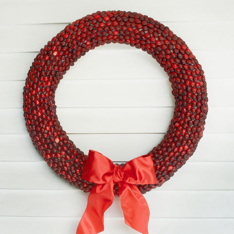 "Love 26"" Wreath"