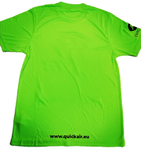 Laden Sie das Bild in den Galerie-Viewer, QUICKAIR Sportshirt green