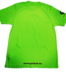 QUICKAIR Sportshirt green