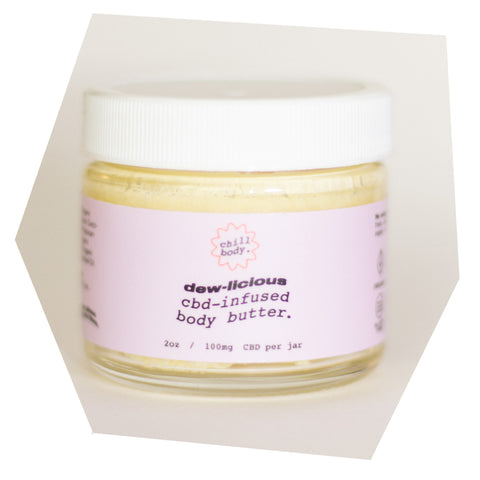 Dewlicious Body Butter