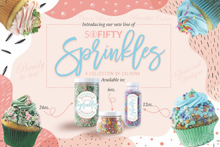 Calibina Sprinkle Collection