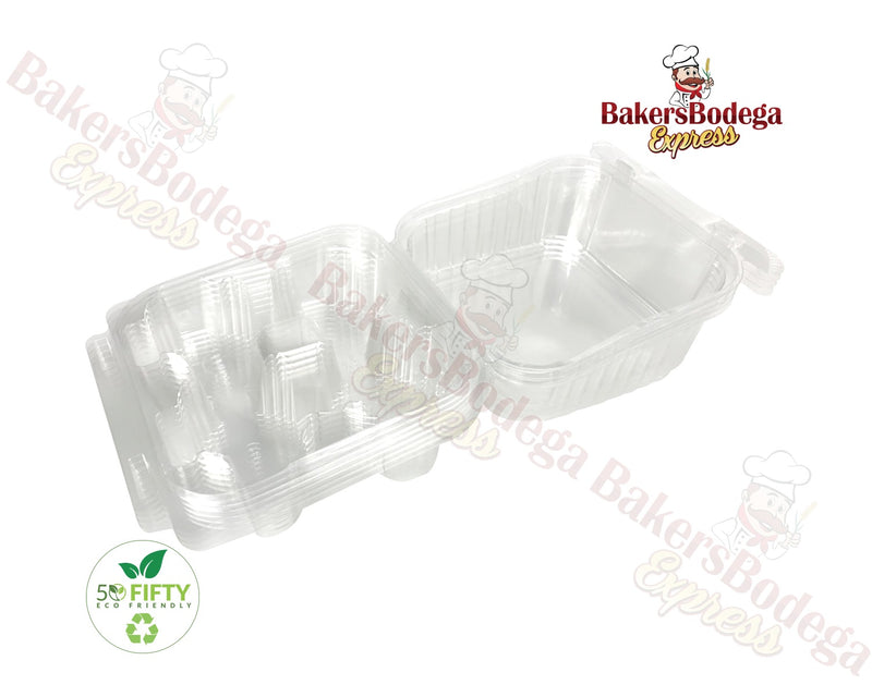 4ct Tall Cupcake Container (5ct)