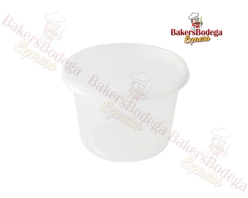16oz. Deli Container and Lid