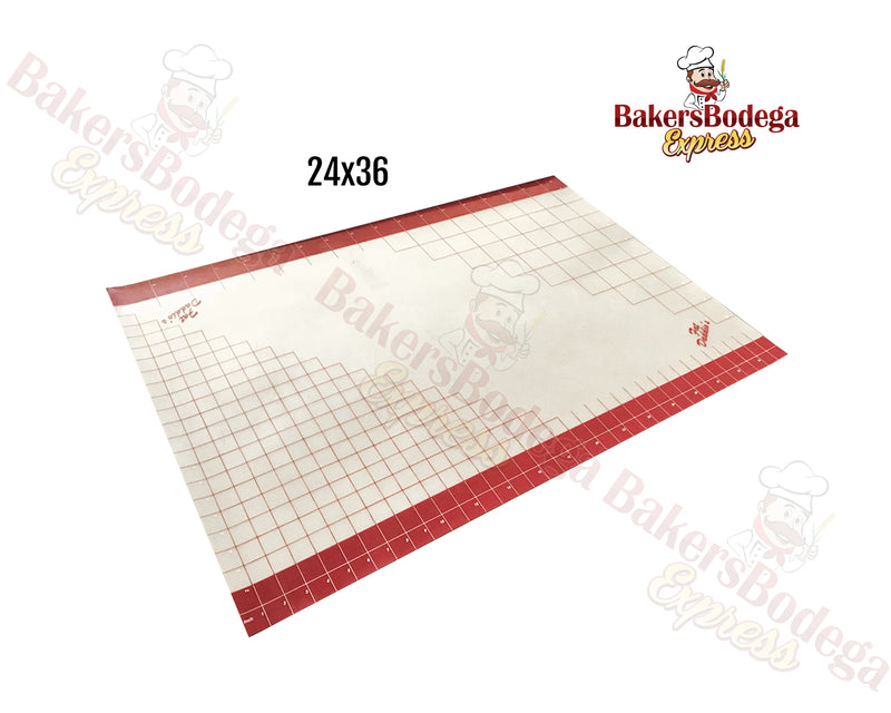 Silicone Work Mat 24 x 36""