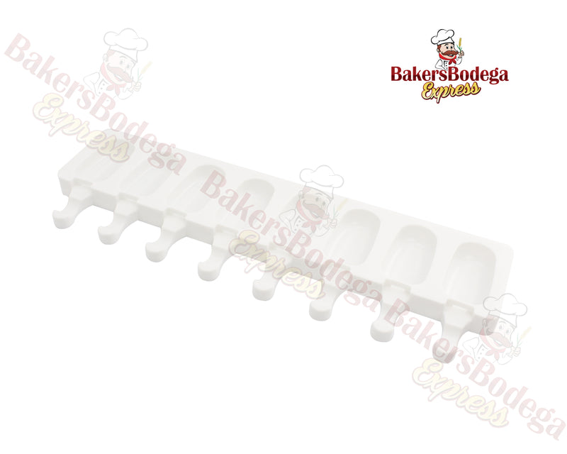 8 Cavity Cakesicle Mold
