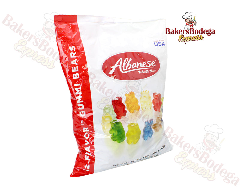 Albanese Gummy Bears-5lb Bag