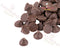 Chocolate Cookie Drops Semi-Sweet 4000CT