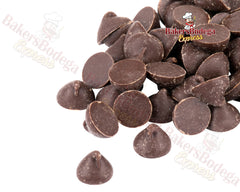 Chocolate Cookie Drops Semisweet 4000ct