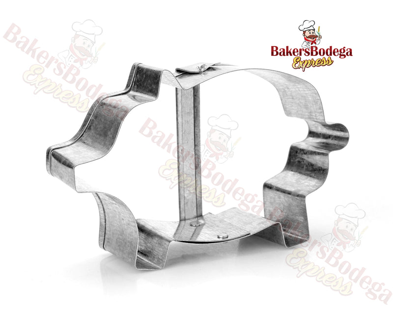 Puerquitos Cookie Cutter