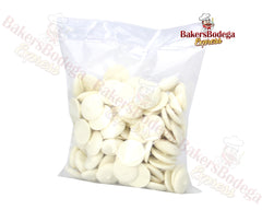 Guittard White Chocolate- 1LB