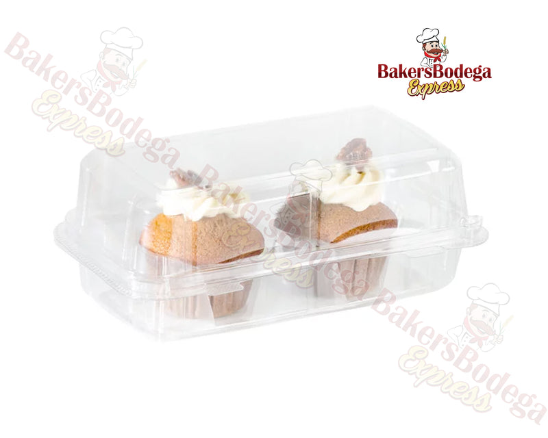 2 Cupcake Container