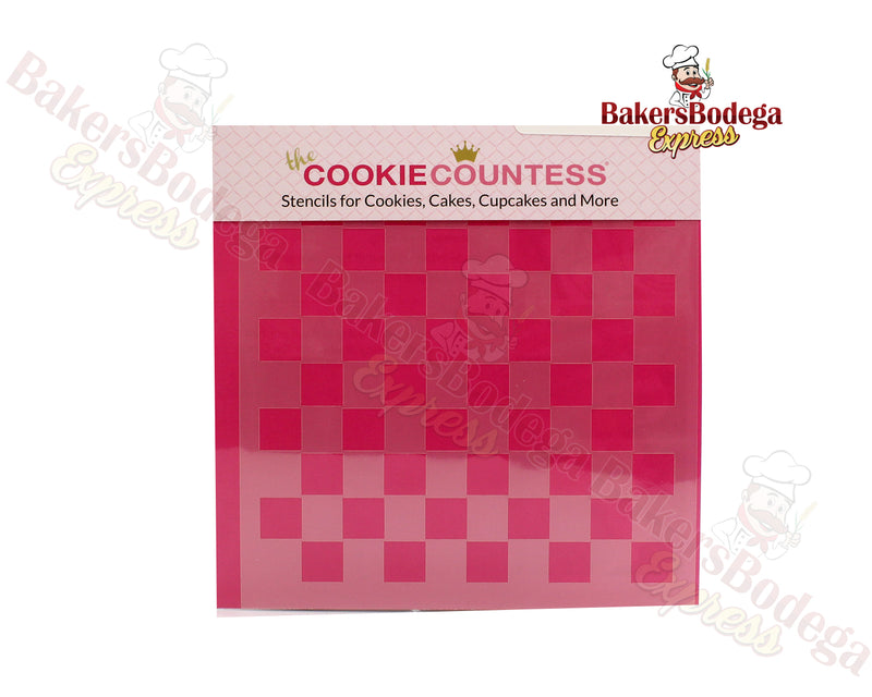 The Cookie Countess Stencils