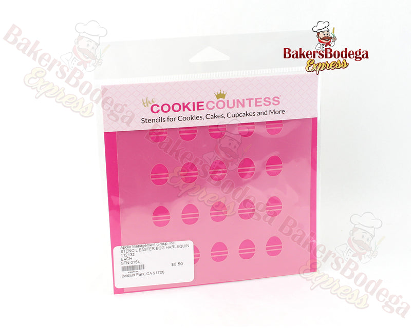 The Cookie Countess Stencils-Easter