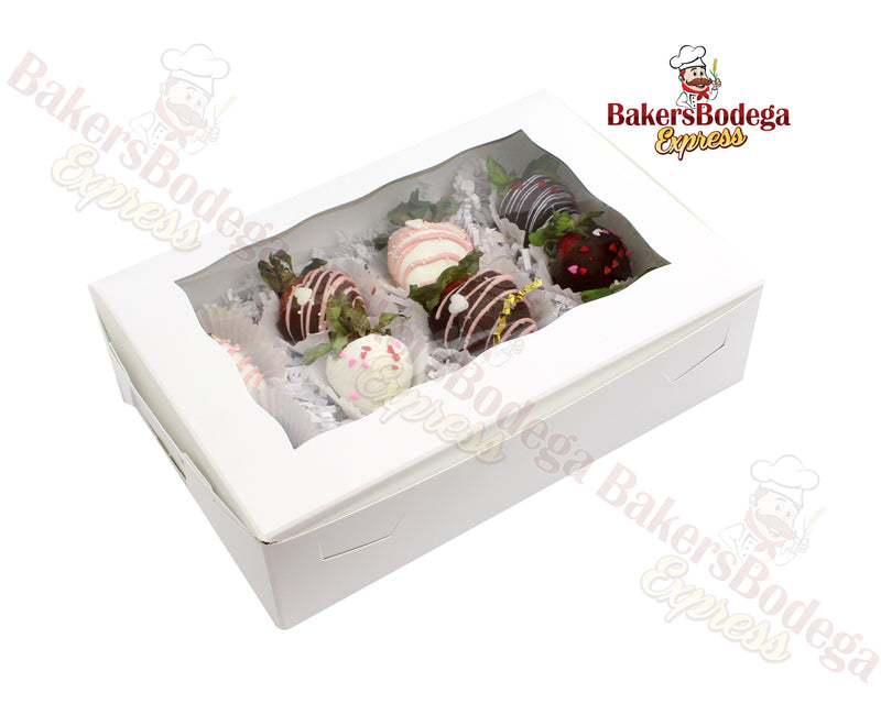 Treat / Strawberry Boxes 10x7x2.5 -