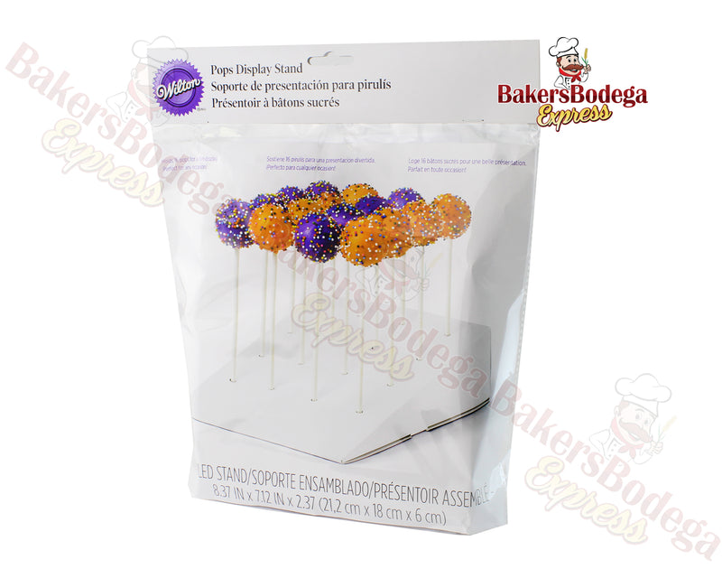 Wilton Cardboard Cake Pop Holder