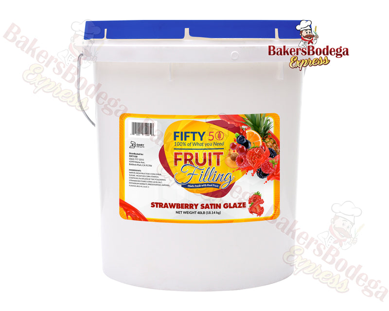 Fruit Filling Buckets 50Express™