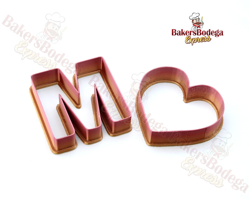 Mother's Day Cookie Cutters