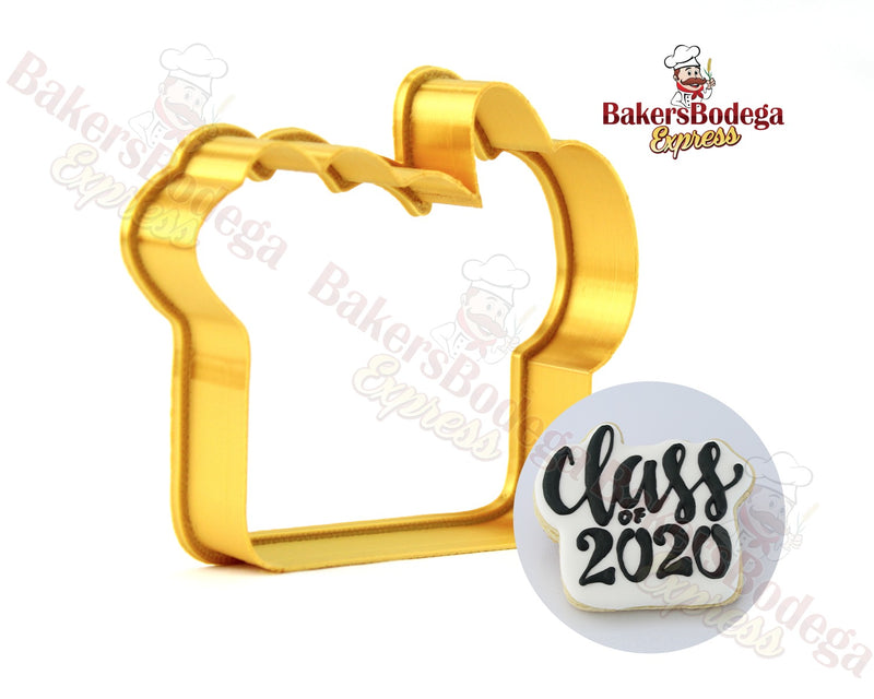 Graduation Cookie Cutters