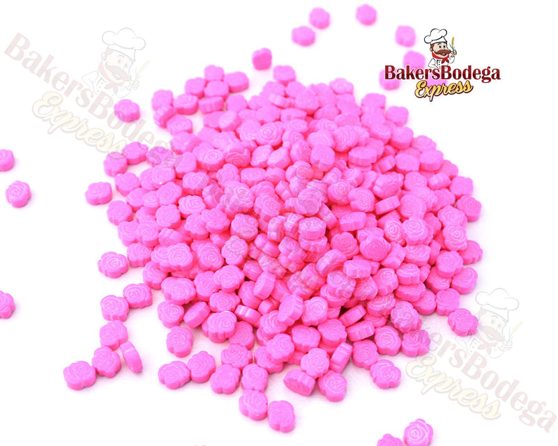Rose Candy Sprinkles