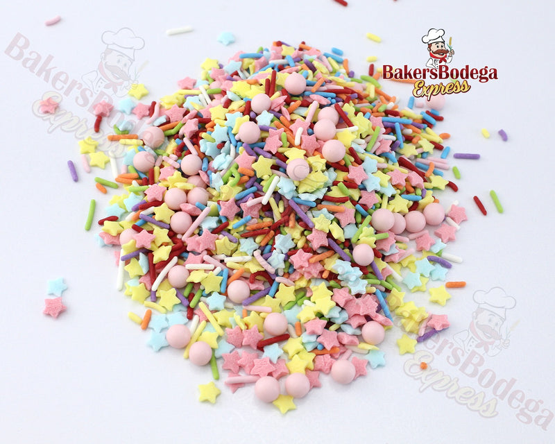 Birthday Party Sprinkle Mix