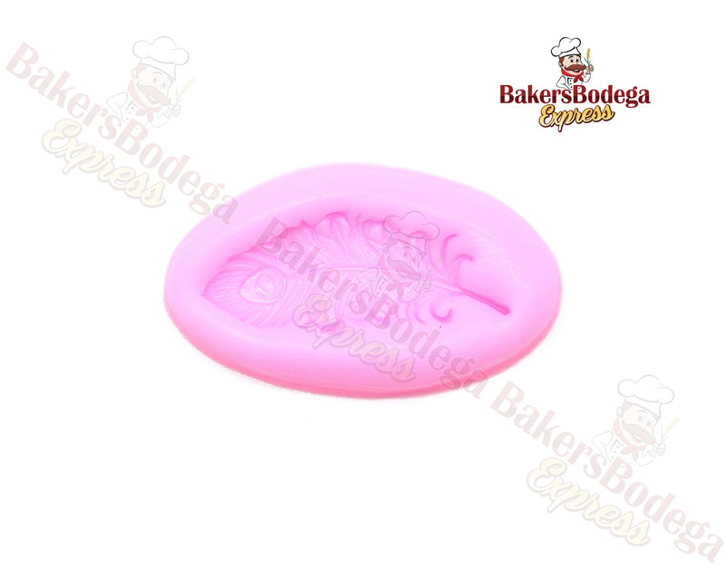 Mini Feather Silicone Mold