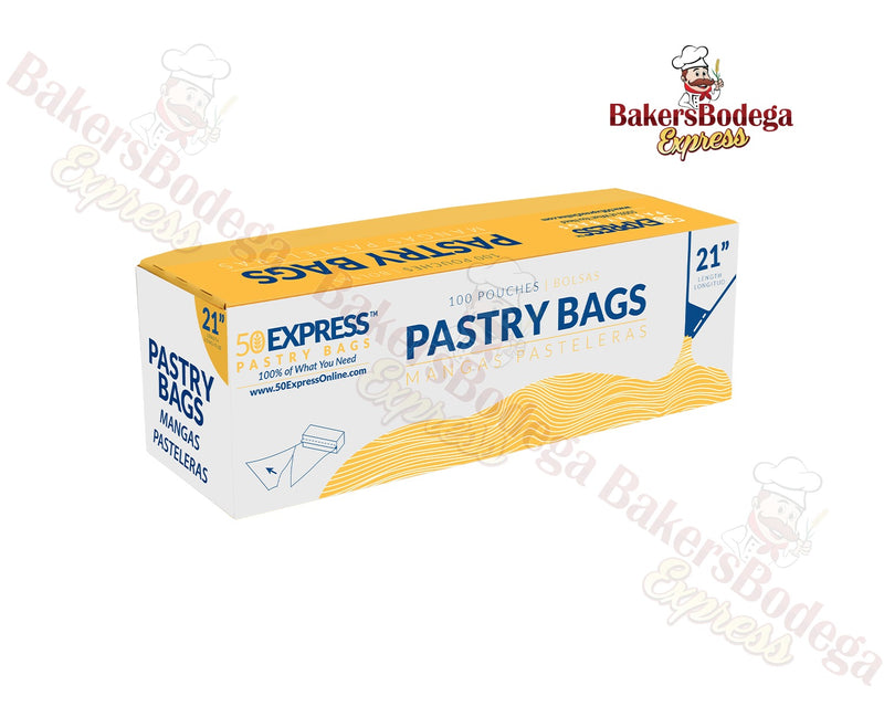 "21"" Disposable Pastry Bag 50Express™"