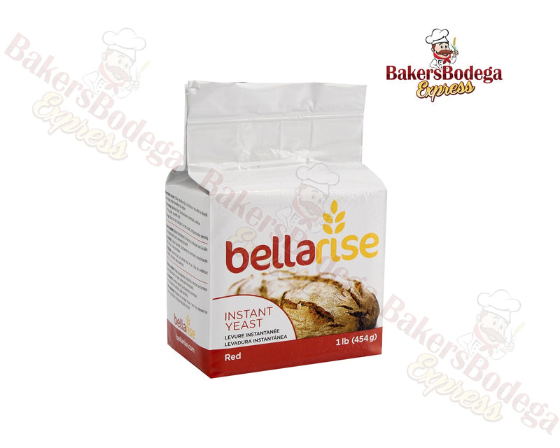 Red Instant Dry Yeast Bella Rise