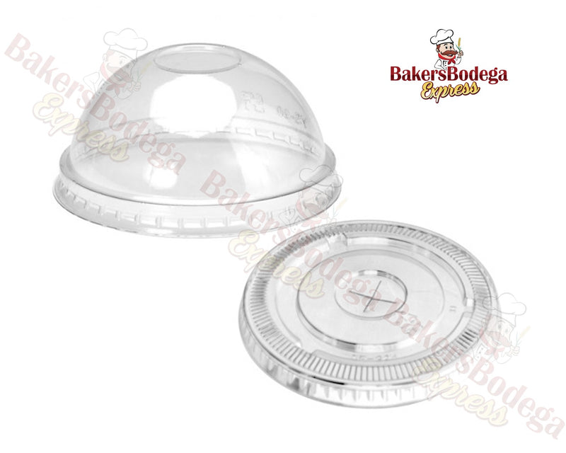Flat & Dome Lid Set 12 & 24oz