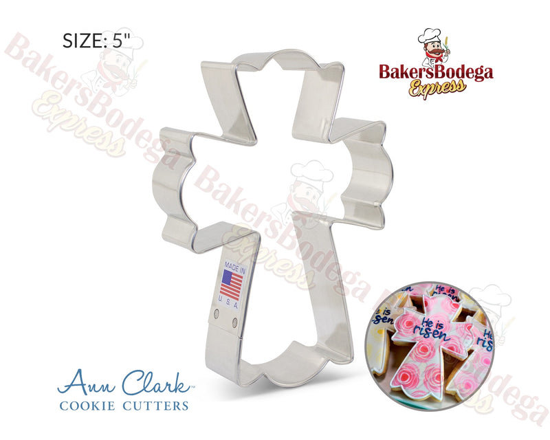 Fancy Cross Cookie Cutter