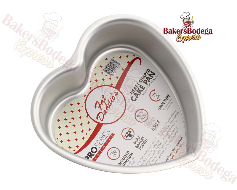Heart Shaped Cake Pans