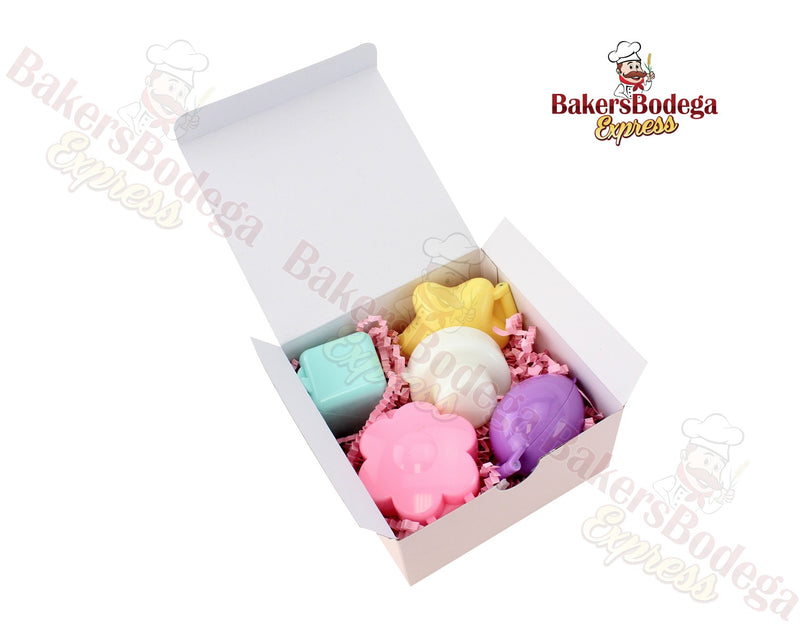 Cake Pop Mold Set 2