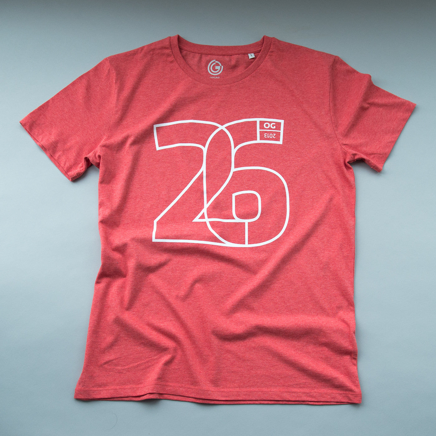 26 Mens Organic Tee from OFFGRID Clothing