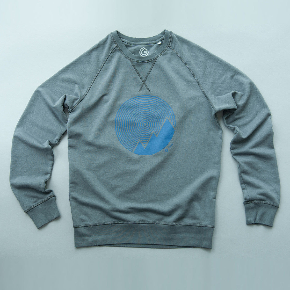 Star Trails Sweatshirt (Grey) - Mens