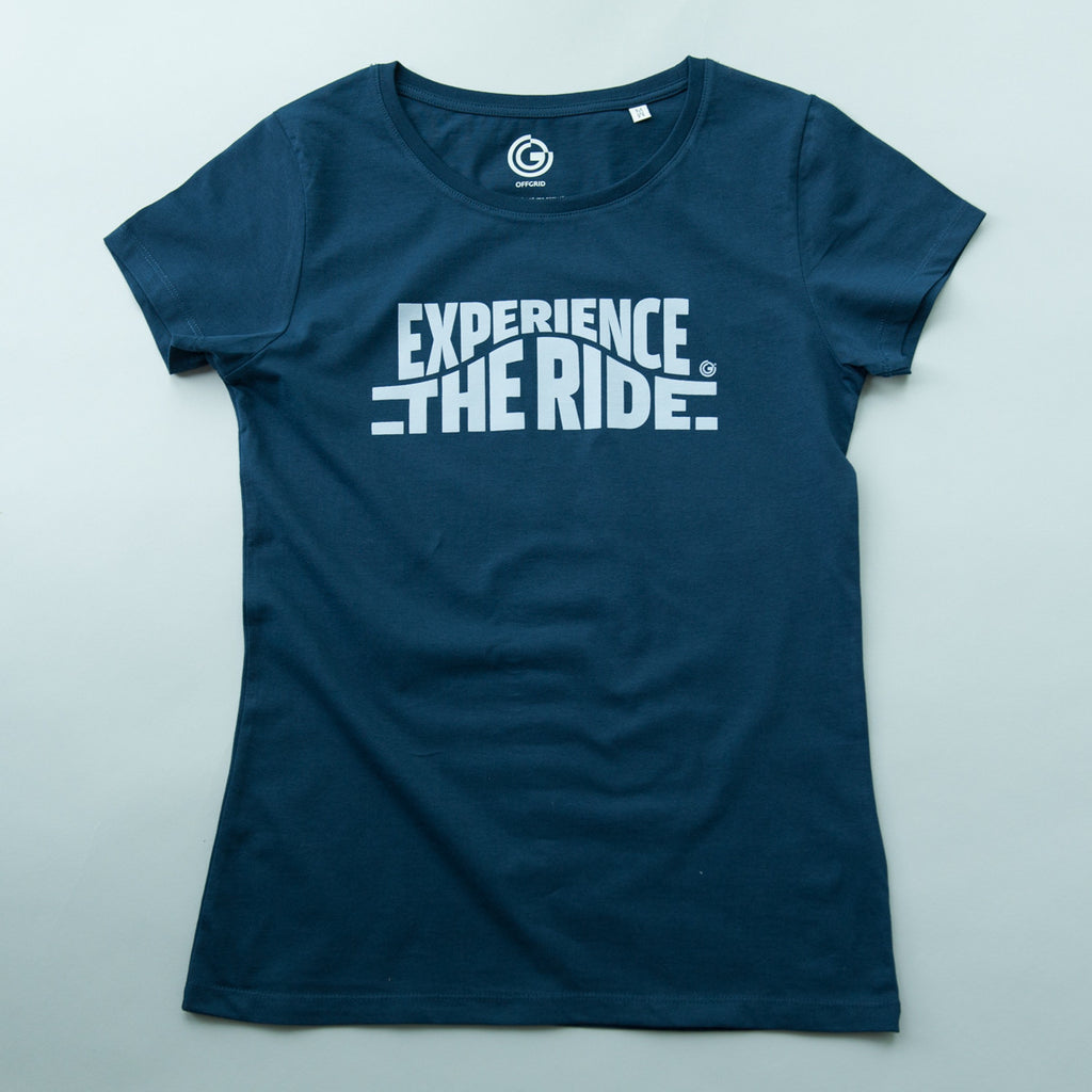 Experience The Ride (Navy) - Womens