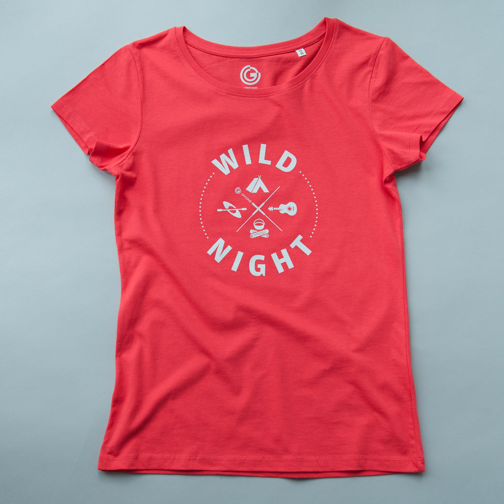 Wild Night (Hibiscus) - Womens