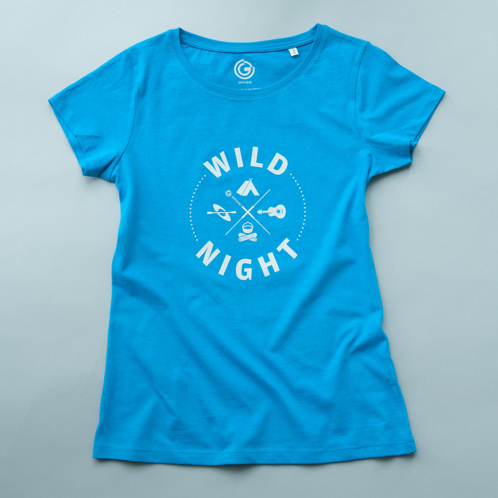 Wild Night (Azur) - Womens