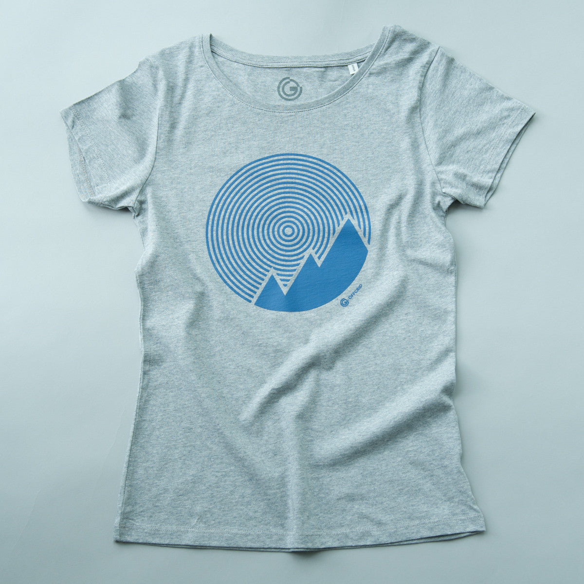 Star Trails (Heather Grey) - Womens