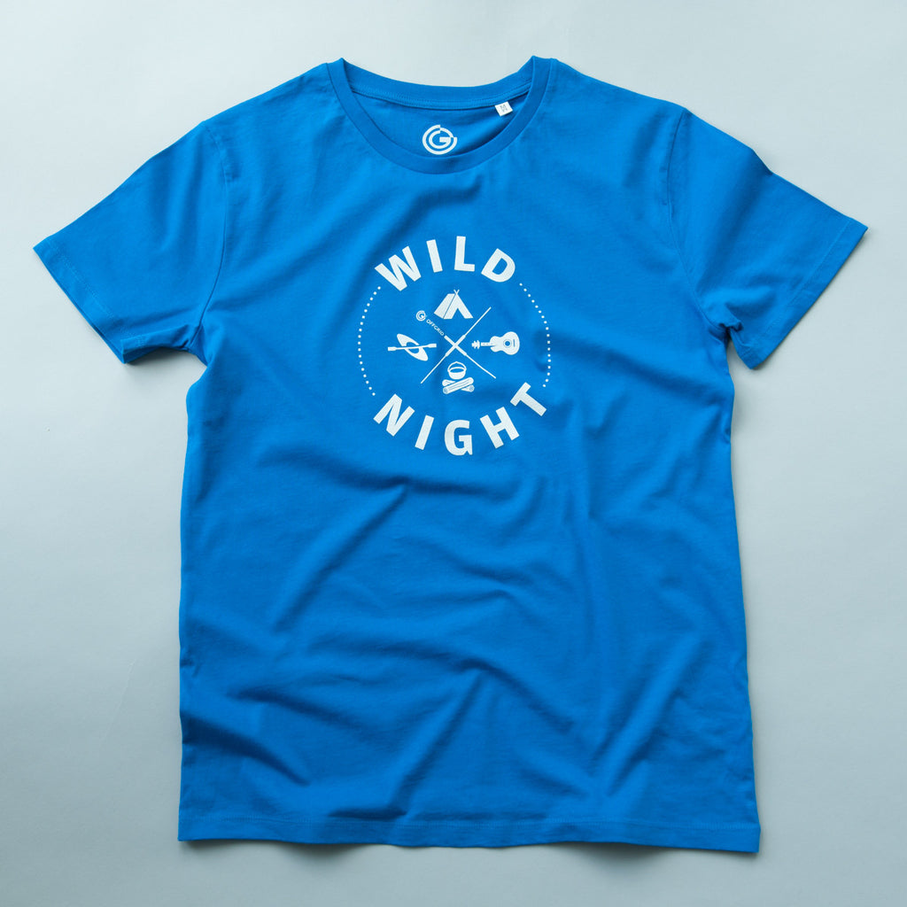 Wild Night (Royal Blue) - Mens