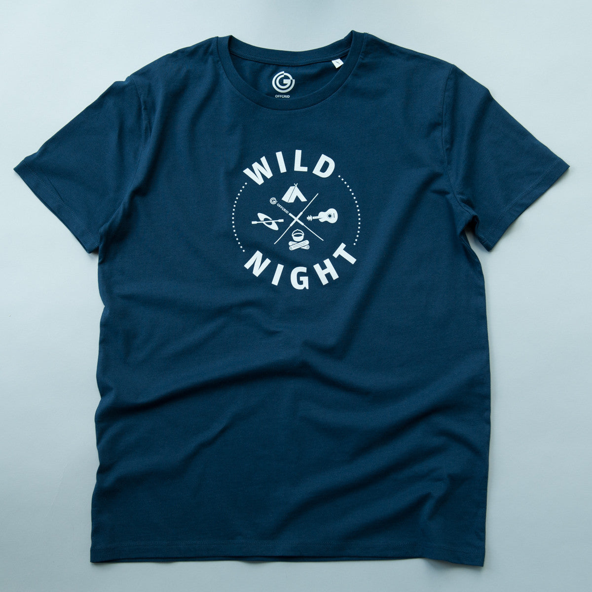 Wild Night (Navy) - Mens