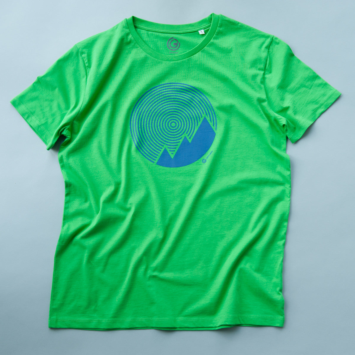 Star Trails (Green) - Mens