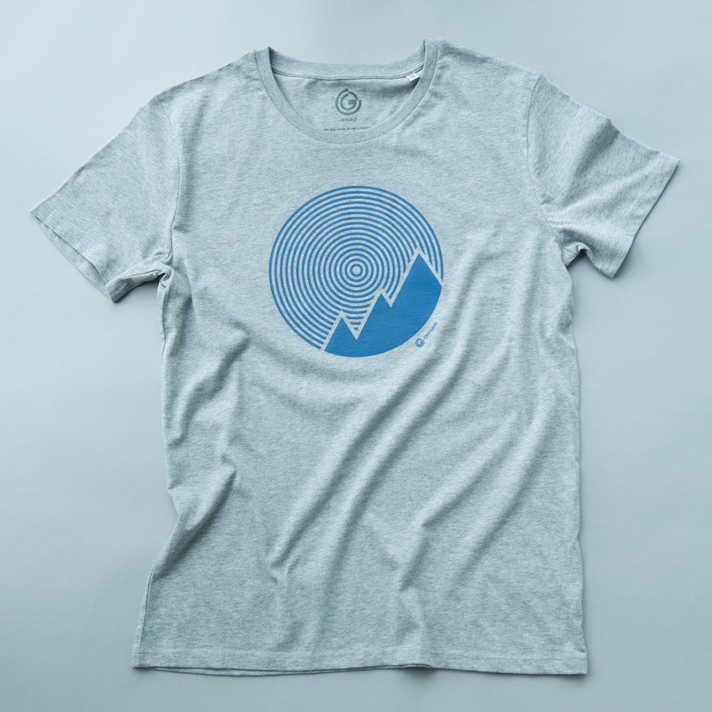 Star Trails (Heather Grey) - Mens