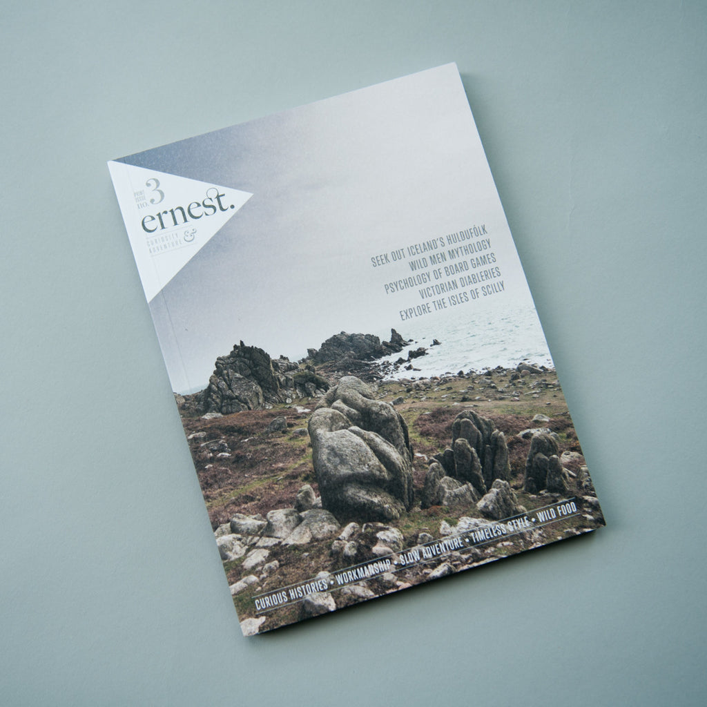 Ernest Journal Issue 3 from OFFGRID Clothing