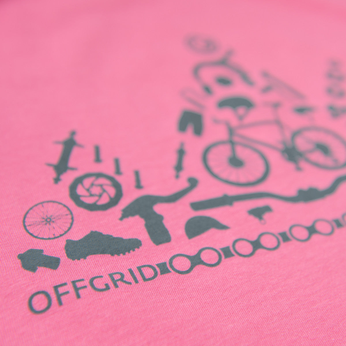 Cranks, Cogs, Bits & Bobs by OFFGRID Clothing