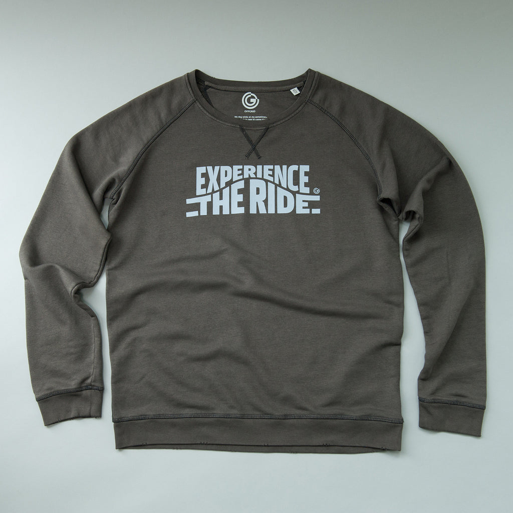 Experience The Ride - Women's Sweatshirt from OFFGRID Clothing