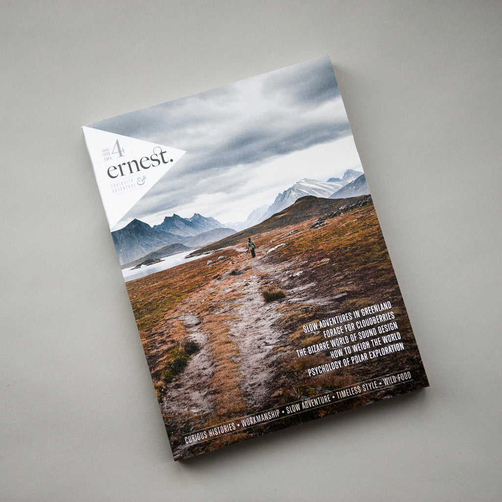 Ernest Journal Issue 4 from OFFGRID Clothing
