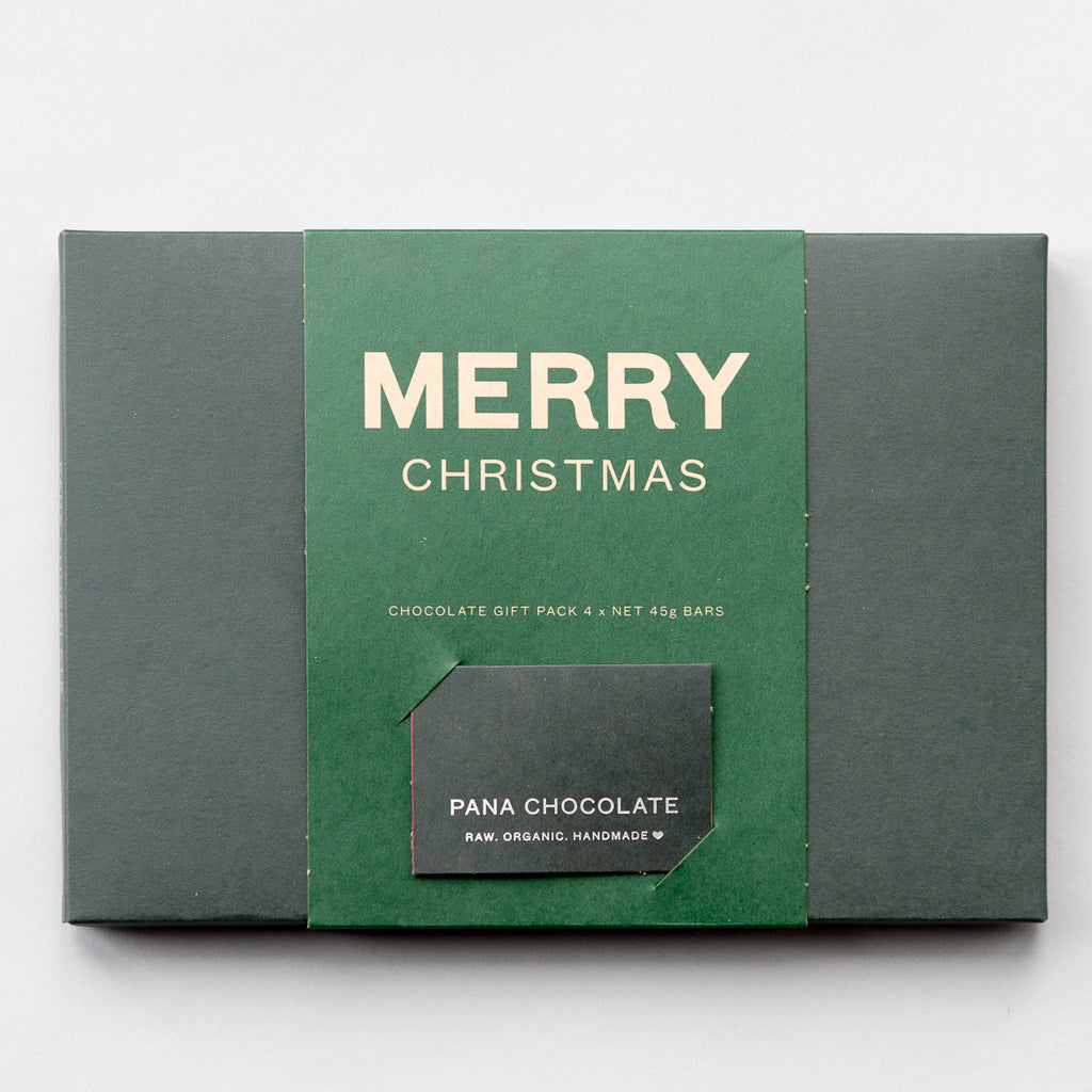 Merry Christmas Chocolate Gift Pack