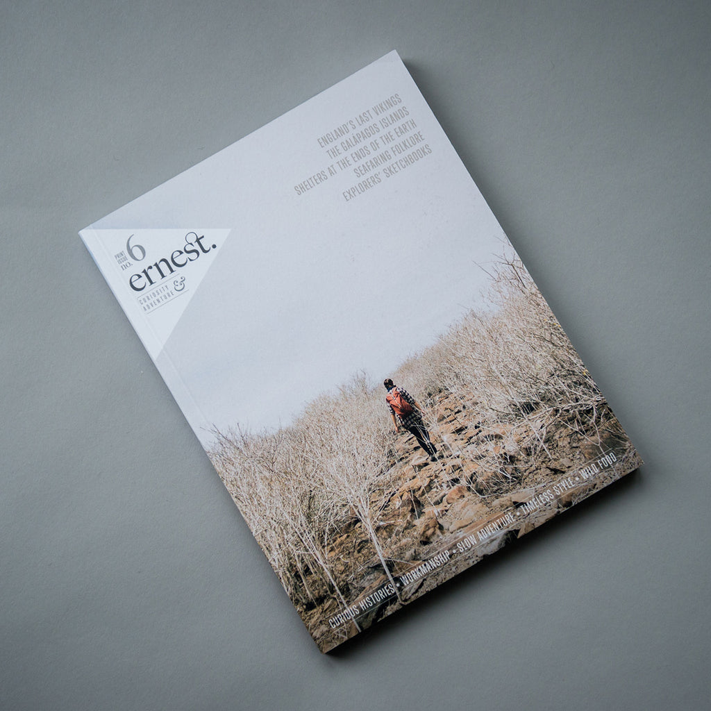 Ernest Journal Issue 6