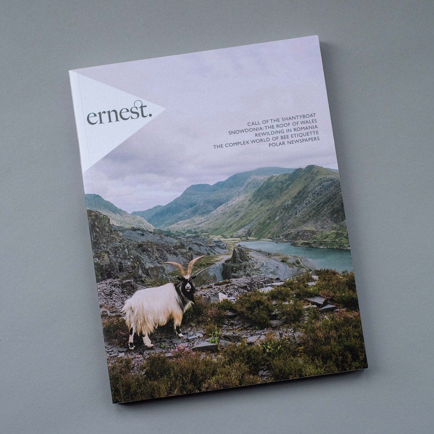 Ernest Journal Volume 8 - OFFGRID Clothing - £10.00