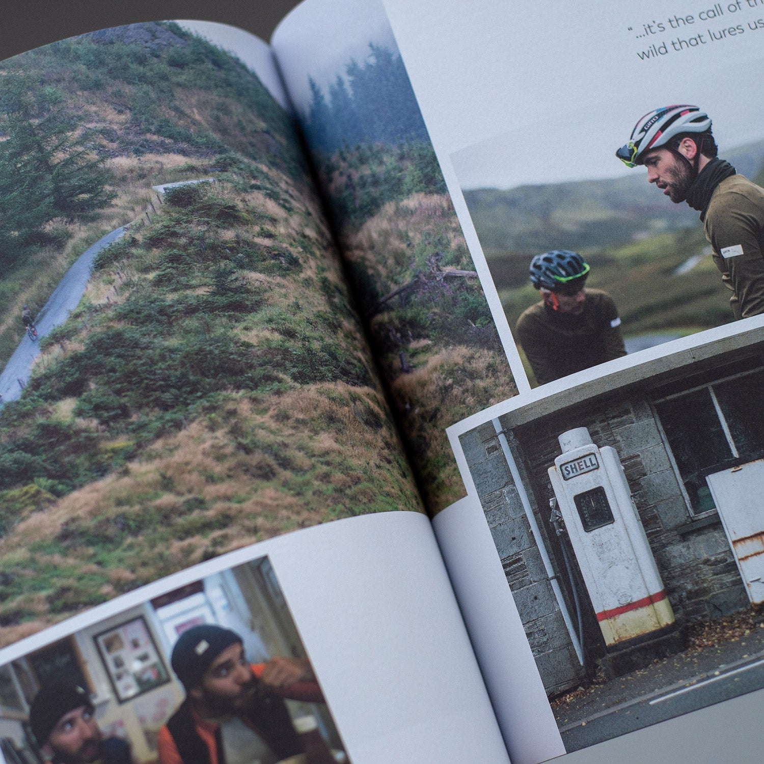 Proper Adventure - Issue Three - from OFFGRID Clothing - £10.00