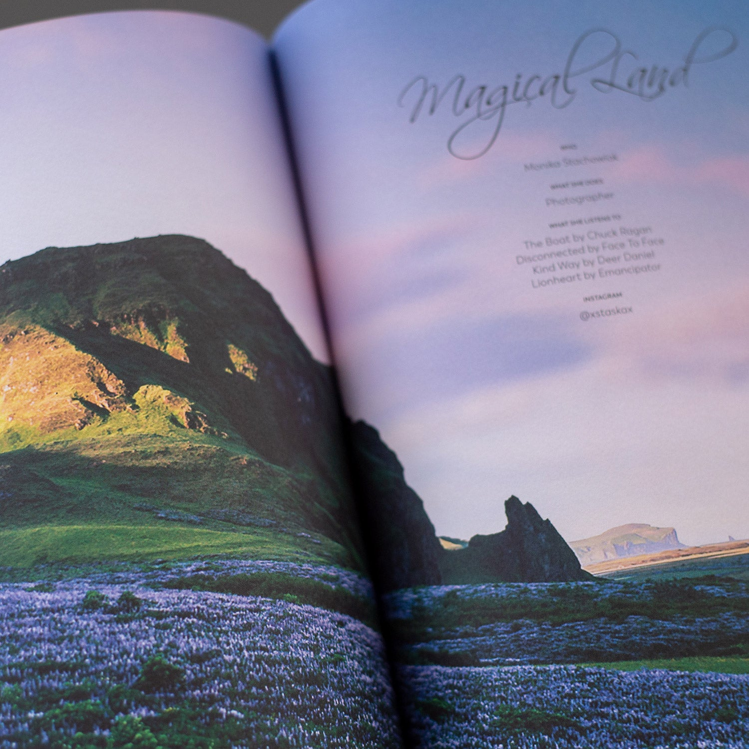 Proper Adventure - Issue Two - from OFFGRID Clothing - £10.00